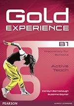 Gold Experience B1 Active Teach