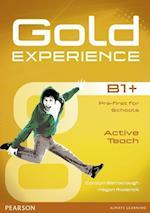 Gold Experience B1+ Active Teach