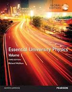 Essential University Physics: Volume 1 & 2 pack, Global Edition