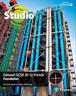 Studio Edexcel GCSE French Foundation Student Book (Studio Edexcel GCSE French)
