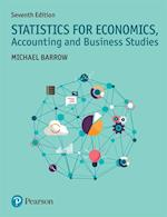 Statistics for Economics, Accounting and Business Studies af Michael Barrow