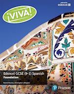 Viva! Edexcel GCSE Spanish Foundation Student Book (Viva Edexcel GCSE Spanish)