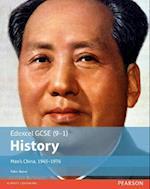 Edexcel GCSE (9-1) History Mao's China, 1945-1976 (EDEXCEL GCSE History 9 1)
