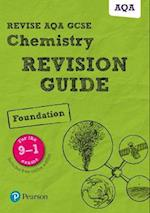 REVISE AQA GCSE Chemistry Foundation Revision Guide (REVISE Edexcel GCSE Science 11)