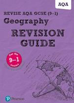 REVISE AQA GCSE Geography Revision Guide (REVISE AQA GCSE Geography 08)