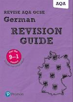 REVISE AQA GCSE (9-1) German Revision Guide (REVISE AQA GCSE MFL 09)