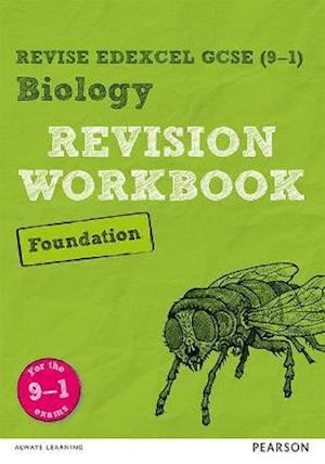Bog, paperback Revise Edexcel GCSE (9-1) Biology Foundation Revision Workbook af Stephen Hoare
