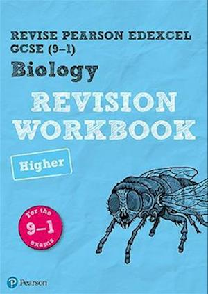 Bog, paperback Revise Edexcel GCSE (9-1) Biology Higher Revision Workbook af Stephen Hoare