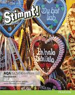 Stimmt! AQA GCSE German Foundation Student Book (Stimmt AQA GCSE German)