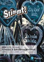 Stimmt! AQA GCSE German Grammar and Translation Workbook (Stimmt AQA GCSE German)