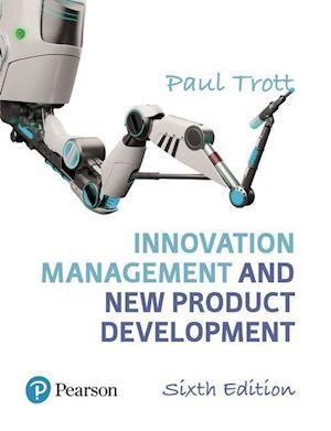 Bog, paperback Innovation Management and New Product Development af Paul Trott