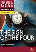 The Sign of the Four: York Notes for GCSE (9-1) (York Notes)