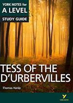 Tess of the D'Urbervilles: York Notes for A-level af Karen Sayer