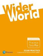 Wider World Exam Practice: Pearson Tests of English General Level 1(A2) (Wider World)