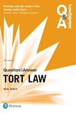 Law Express Question and Answer: Tort Law (Law Express Questions Answers)