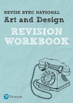 Revise BTEC National Art and Design Revision Workbook (REVISE BTEC Nationals in Art and Design)