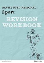Revise BTEC National Sport Revision Workbook (REVISE BTEC Nationals in Sport)