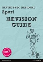 Revise BTEC National Sport Revision Guide (REVISE BTEC Nationals in Sport)