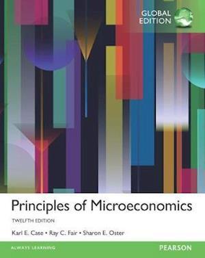 Bog, paperback Principles of Microeconomics, Global Edition af Karl E. Case