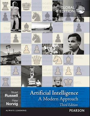 Artificial Intelligence: A Modern Approach, Global Edition af Stuart Russell