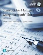 Statistics for Managers Using Microsoft Excel, Global Edition Plus MyStatLab with Pearson eText af David M. Levine