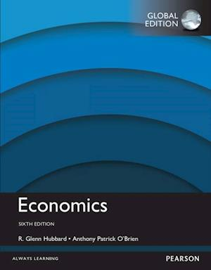 Economics, Global Edition af Glenn P. Hubbard