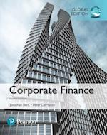 Corporate Finance plus MyFinanceLab with Pearson eText, Global Edition af Jonathan Berk