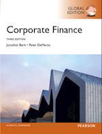 Corporate Finance plus Myfinancelab with Pearson etext af Jonathan Berk, Jonathan Berk, Peter DeMarzo
