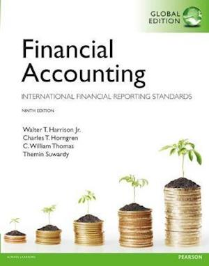 Bog ukendt format Financial Accounting plus MyAccountingLab with Pearson eText Global Edition af Themin Suwardy Charles T. Horngren Walter T. Harrison