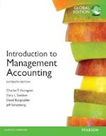 Introduction to Management Accounting plus MyAccountingLab with Pearson eText, Global Edition af Charles T. Horngren