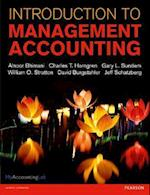 Introduction to Management Accounting with MyAccountingLab and eText