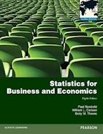 Statistics for Business and Economics plus MyMathLab with Pearson eText, Global Edition