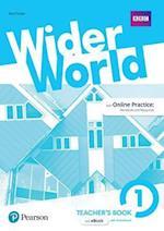 Wider World 1 Teacher's Book (Wider World)