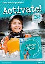 Activate! B2 Student's Book for Active Book Pack (Activate!)