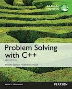 Problem Solving with C++ plus MyProgrammingLab with Pearson eText, Global Edition