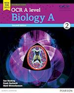 OCR A level Biology A Student Book 2