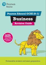 Revise Edexcel GCSE (9-1) Business Revision Guide (REVISE Edexcel GCSE Business 2017)