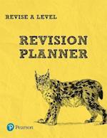 Revise A level 2017 Study Planner (Revise Companions)