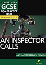 An Inspector Calls AQA Practice Tests: York Notes for GCSE (9-1) (York Notes)