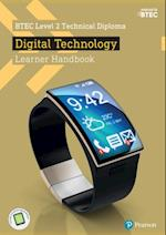BTEC Level 2 Technical Diploma Digital Technology Learner Handbook with ActiveBook (BTEC L2 Technicals IT)