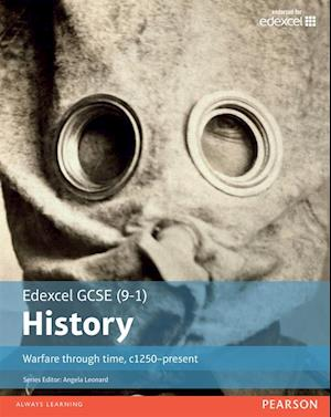 Edexcel GCSE (9-1) History Warfare through time, c1250present Student Book af Paul Shuter, John Child