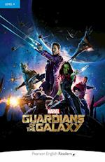 Level 4: Marvel's The Guardians of the Galaxy (Pearson English Graded Readers)