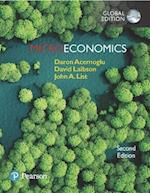 Microeconomics plus Pearson MyLab Economics with Pearson eText, Global Edition