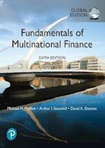 Fundamentals of Multinational Finance, Global Edition af Michael H. Moffett
