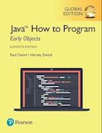 Java How to Program, Early Objects plus Pearson MyLab Programming with Pearson eText, Global Edition