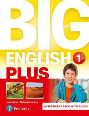 Big English Plus AmE 1 Assessment Book and Audio Pack