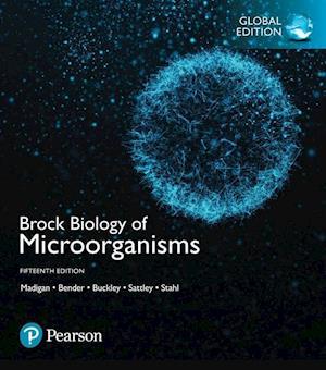 Få Brock Biology of Microorganisms, Global Edition af Michael T. Madigan  som Paperback bog på engelsk - 9781292235103