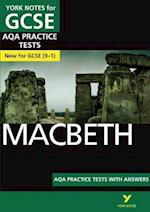 Macbeth AQA Practice Tests: York Notes for GCSE (9-1) (York Notes)