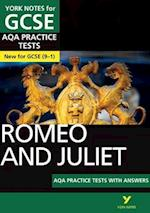 Romeo and Juliet AQA Practice Tests: York Notes for GCSE (9-1) (York Notes)