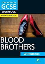 Blood Brothers: York Notes for GCSE (9-1) Workbook (York Notes)